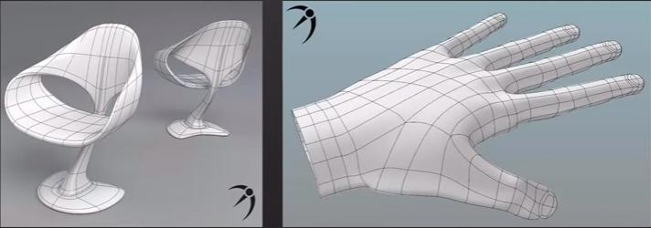 T-spline-single-surface