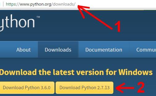 Installation-python-0
