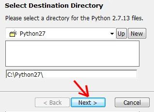 Installation-python-2