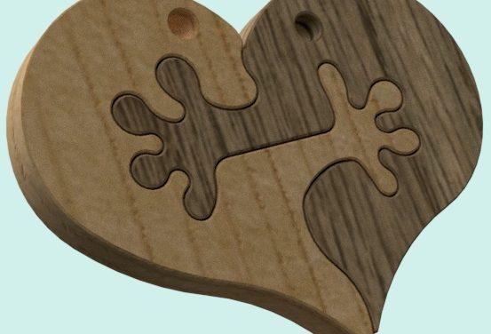 Création d'un cœur imbriqué
