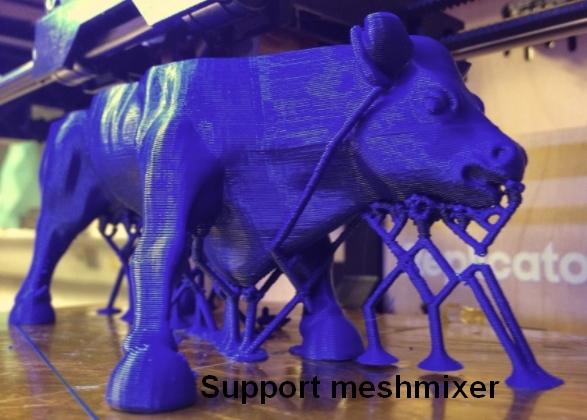 meshmixer-support