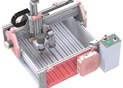 CNC Formosa 500 avec table aluminium
