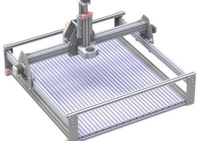 CNC 750² avec table Alu